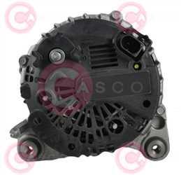 CAL15045 BACK VALEO Type 12V 140Amp PFR6