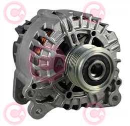 CAL15045 FRONT VALEO Type 12V 140Amp PFR6