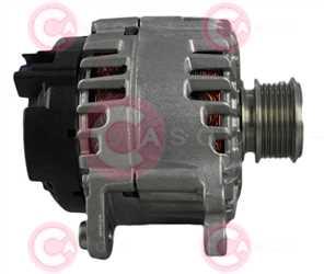 CAL15045 SIDE VALEO Type 12V 140Amp PFR6