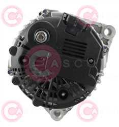 CAL15047 BACK VALEO Type 12V 145Amp PFR5