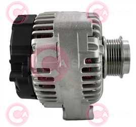 CAL15047 SIDE VALEO Type 12V 145Amp PFR5