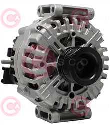CAL15048 FRONT VALEO Type 12V 250Amp PR6