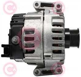 CAL15048 SIDE VALEO Type 12V 250Amp PR6