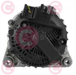 CAL15050 BACK VALEO Type 12V 150Amp PFR6