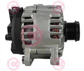 CAL15050 SIDE VALEO Type 12V 150Amp PFR6