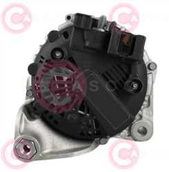 CAL15051 BACK VALEO Type 12V 150Amp PR5