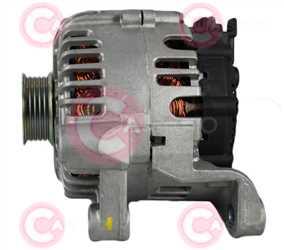 CAL15051 SIDE VALEO Type 12V 150Amp PR5