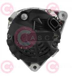 CAL15052 BACK VALEO Type 12V 120Amp