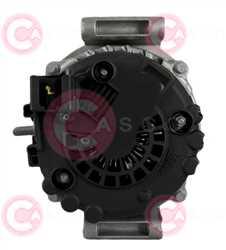 CAL15053 BACK VALEO Type 12V 200Amp PFR6