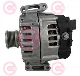 CAL15053 SIDE VALEO Type 12V 200Amp PFR6
