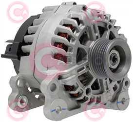 CAL15063 FRONT VALEO Type 12V 110Amp PFR6