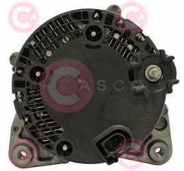 CAL15068 BACK VALEO Type 12V 180Amp PFR6