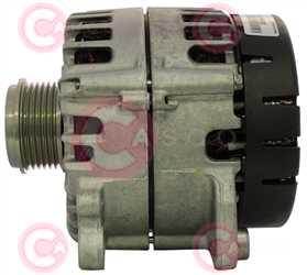 CAL15068 SIDE VALEO Type 12V 180Amp PFR6