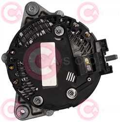 CAL15070 BACK VALEO Type 12V 200Amp
