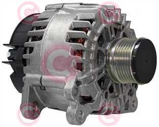 CAL15076 FRONT VALEO Type 12V 150Amp PFR6