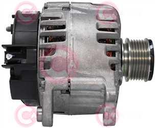 CAL15076 SIDE VALEO Type 12V 150Amp PFR6