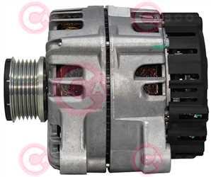 CAL15079 SIDE VALEO Type 12V 180Amp PFR6