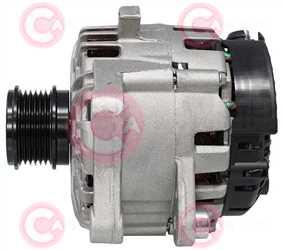 CAL15081 SIDE VALEO Type 12V 165Amp PFR6