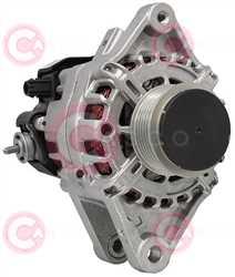 CAL15082 FRONT VALEO Type 12V 85Amp PFR6