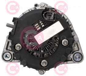 CAL15085 BACK VALEO Type 12V 200Amp PFR7
