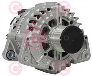 CAL15085 FRONT VALEO Type 12V 200Amp PFR7