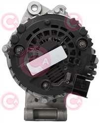 CAL15093 BACK VALEO Type 12V 150Amp PFR6