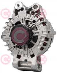 CAL15093 FRONT VALEO Type 12V 150Amp PFR6