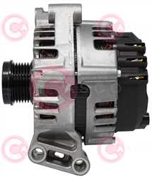 CAL15093 SIDE VALEO Type 12V 150Amp PFR6