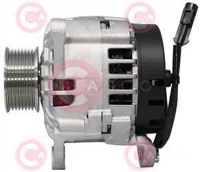CAL15096 SIDE VALEO Type 12V 120Amp PR8