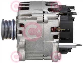 CAL15098 SIDE VALEO Type 12V 180Amp PR6