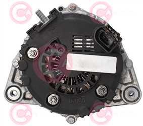 CAL15099 BACK VALEO Type 12V 250Amp PFR6