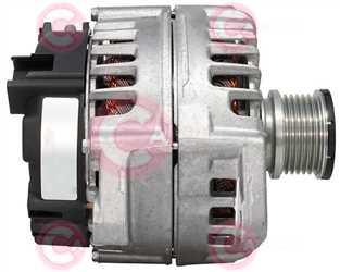 CAL15099 SIDE VALEO Type 12V 250Amp PFR6