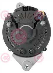 CAL15112 BACK VALEO Type 12V 60Amp