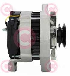 CAL15115 SIDE VALEO Type 12V 70Amp