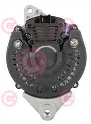 CAL15136 BACK VALEO Type 12V 70Amp PR4