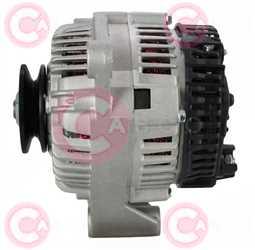 CAL15138 SIDE VALEO Type 12V 70Amp