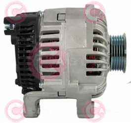 CAL15142 SIDE VALEO Type 12V 70Amp PR5