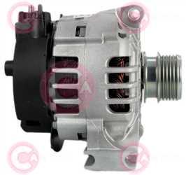 CAL15151 SIDE VALEO Type 12V 90Amp PFR5