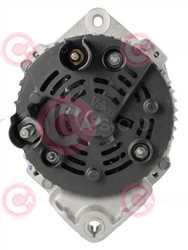 CAL15155 BACK VALEO Type 12V 110Amp PR6