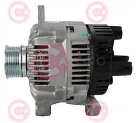 CAL15155 SIDE VALEO Type 12V 110Amp PR6
