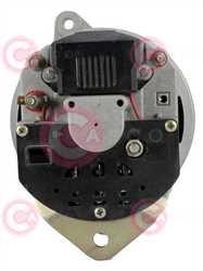 CAL15178 BACK VALEO Type 12V 40Amp