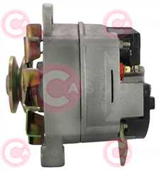 CAL15178 SIDE VALEO Type 12V 40Amp
