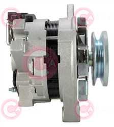 CAL15216 SIDE VALEO Type 12V 43Amp