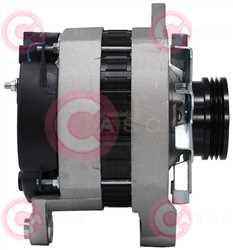 CAL15244 SIDE VALEO Type 12V 90Amp PR3