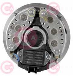 CAL15264 BACK VALEO Type 12V 60Amp