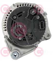 CAL15266 BACK VALEO Type 12V 120Amp PR5