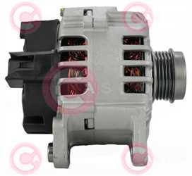 CAL15270 SIDE VALEO Type 12V 140Amp PFR5