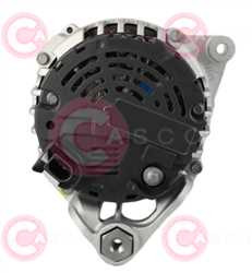 CAL15276 BACK VALEO Type 12V 120Amp PR6