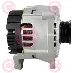 CAL15276 SIDE VALEO Type 12V 120Amp PR6