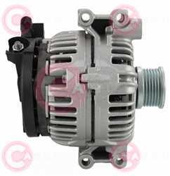 CAL15280 SIDE VALEO Type 12V 90Amp PR6